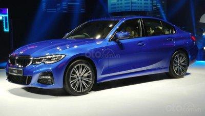 Đầu xe BMW 3-Series 2019