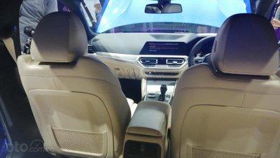 Nội thất xe BMW 3-Series 2019