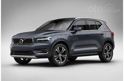 Volvo XC40 2019,
