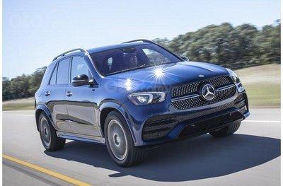 Mercedes-Benz GLE 2019.