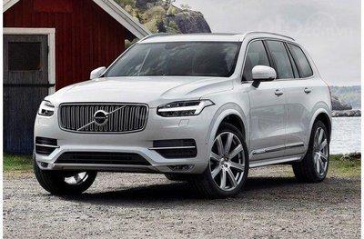 Volvo XC90 2019.
