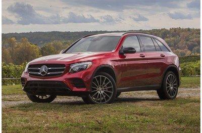 Mercedes-Benz GLC 2019.