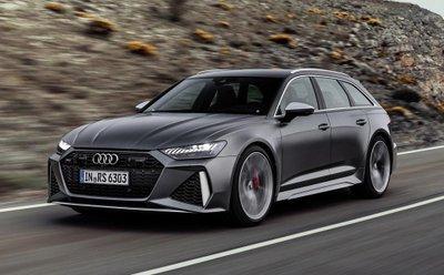 Audi RS6 Avant 2020 sẽ được giới thiệu tại Triển lãm Ô tô Frankfurt 2019