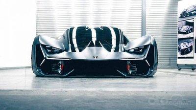 Mẫu xe concept Terzo Millennio.