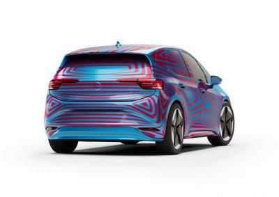 Volkswagen ID.3 Hatchback.