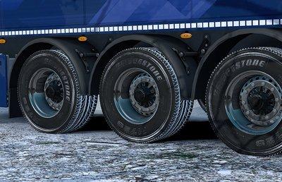 Bridgestone được đánh giá là 1 trong 3 thương hiệu lốp xe tải tốt nhất hiện nay.