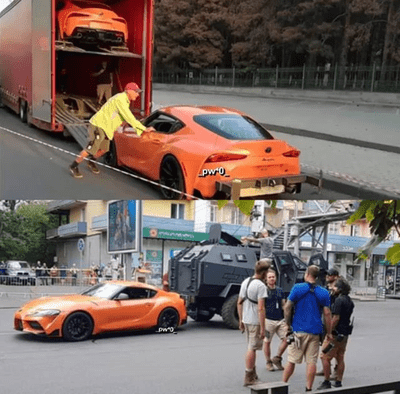 Toyota Supra sẽ xuất hiện trong Fast and Furious 9