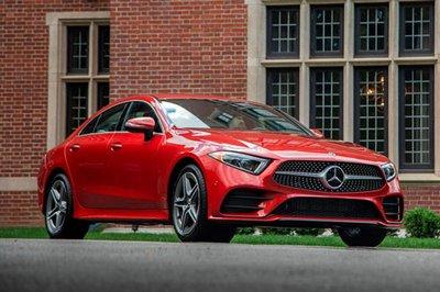 Danh sách 10 mẫu Mercedes-Benz tốt nhất năm 2019 - Ảnh 7.