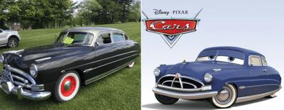 Doc Hudson - Hudson Hornet 1951