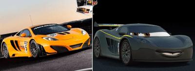 Lewis Hamilton - McLaren MP4-12C GT3