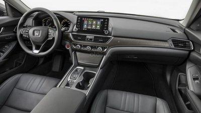 Honda Accord 2019 lộ thời gian giao xe và động cơ a3