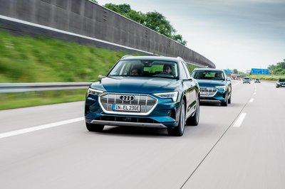 Xe điện Audi E-Tron đi qua 10 nước châu Âu trong 24 giờ a4