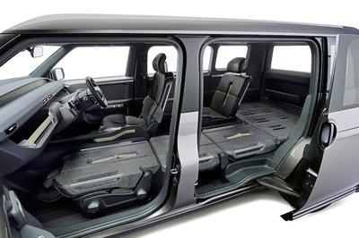 Toyota Tj Cruiser phiên bản thương mại trình làng vào tháng 10 tới a3