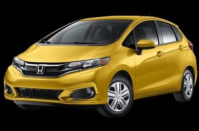Top 10 ô tô Honda tốt nhất năm 2019- Honda Fit/Jazz 2019.