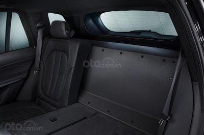 BMW Protection VR6 - hàng ghê sau