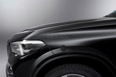 BMW Protection VR6 - cận cảnh đầu xe