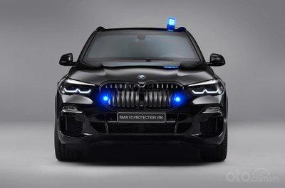 BMW X5 Protection VR6 - đầu xe