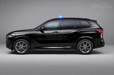 BMW X5 Protection VR6 - thân xe