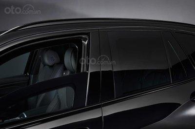 BMW Protection VR6 - kính bên xe