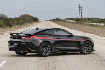 Chi phí nâng cấp theo gói độ  Exorcist dành cho Chevrolet Camaro ZL1 là 55.000 USD