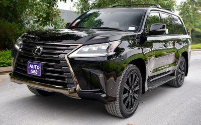 """""""Hàng hiếm"""" Lexus LX570 Inspiration tiếp tục về Việt Nam"""