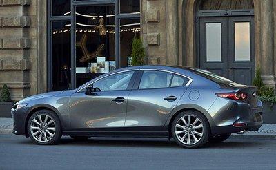 Mazda 3 2020 bán giá đắt hơn nhờ thêm trang bị a9