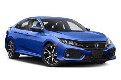 Top 10 xe sedan tiết kiệm nhiên liệu nhất khi chạy trên đường cao tốc - Honda Civic Si Sedan 2019.