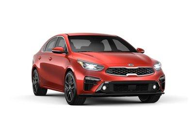 Top 10 xe sedan tiết kiệm nhiên liệu nhất khi chạy trên đường cao tốc - Kia Forte S 2019.