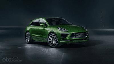 Porsche Macan 2020 Turbotrình làng với công suất cao hơn