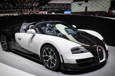 Bugatti Veyron Vivere By Mansory chỉ có hai chiếc trên thế giới.