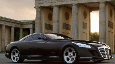 Mercedes-Maybach Exelero có giá 8 triệu USD.