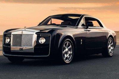 Siêu xe Rolls-Royce Sweptail chỉ có duy nhất một chiếc trên thế giới.