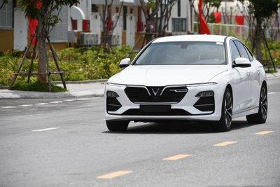 Sau 1/9/2019, xe VinFast Lux và Fadil sẽ được giữ nguyên giá bán như hiện tại 1.