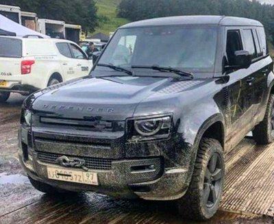 Land Rover Defender 2020 lộ diện hoàn toàn