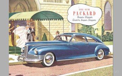 Packard Super Clipper.