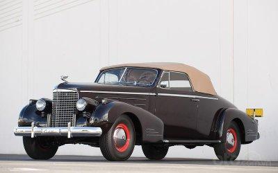 Cadillac Series 30-90 Convertible Coupe.
