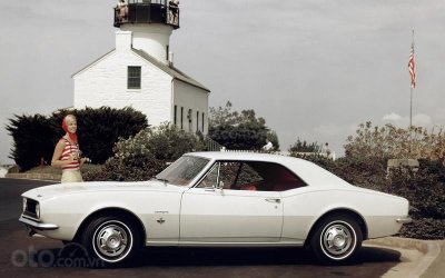 Chevrolet Camaro 1967.
