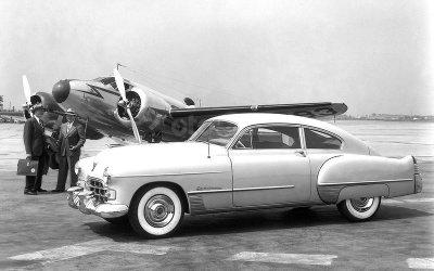 Cadillac Series 62 Club Coupé 1948.