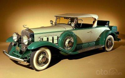 Cadillac Series 452 V-16 1930.