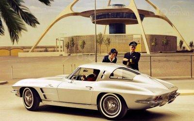Chevrolet Corvette Stingray 1963.