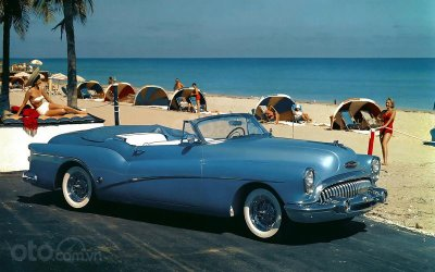 Buick Skylark 1953.