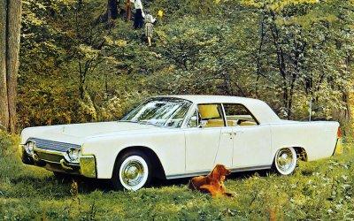 Lincoln Continental 1961.