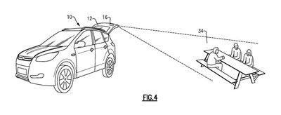 Ford lên kế hoạch biến các dòng xe của mình thành rạp chiếu phim di động a3