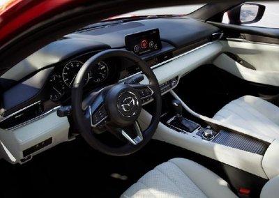 Mazda 6 nâng cấp chuẩn bị ra mắt, đối đầu Camry? - Ảnh 1.