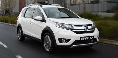 Những mẫu xe thay thế hàng đầu cho Mitsubishi Xpander - Honda BR-V đối thủ quen thuộc