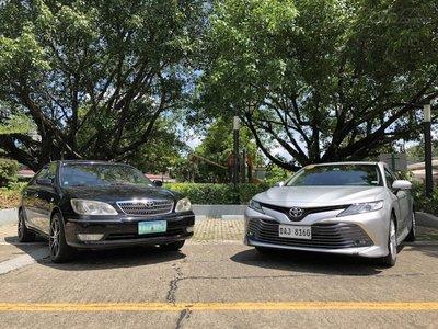 Toyota Camry thay đổi toàn diện như thế nào sau 15 năm qua