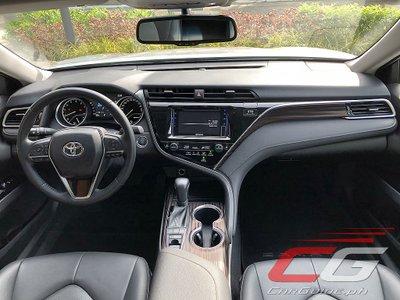 Toyota Camry chú trọng về mặt nội thất