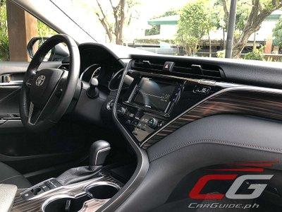Toyota Camry mới có tính thiết thực, tiện dụng