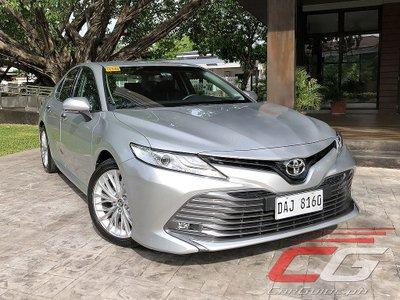 Toyota Camry mới bám sát tính thời thượng