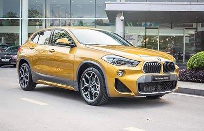 Cơ hội mua xe BMW X2 rẻ hơn hàng chục triệu đầu tháng 9.